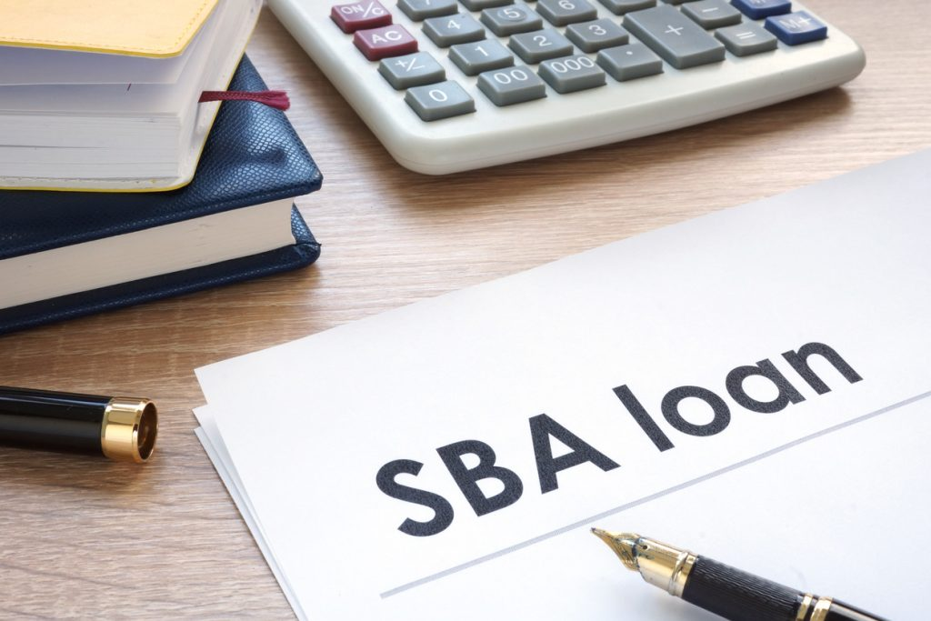 Apex is now providing SBA loans